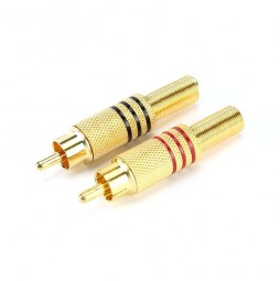 Rca male connector 0