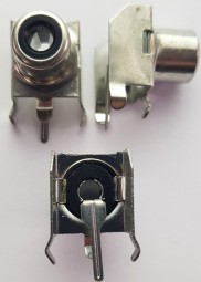 Tulp print connector all metal